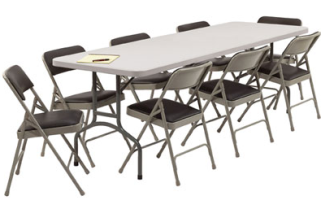 Gentil Table U0026 Chair Rental